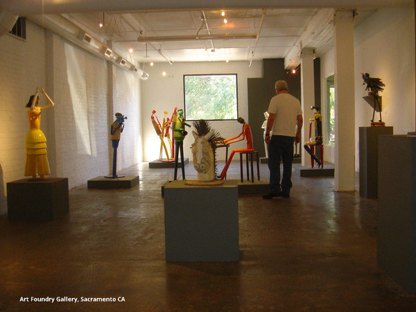 Art Foundry Gallery  2008